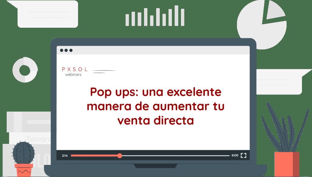 pop ups pxsol